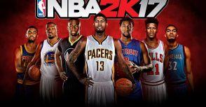 【好康贈獎】留言就抽《NBA 2K17》 遊戲片