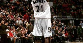 Kevin Garnett NBA生涯圖集 (1995/96 ~ 2015/16) - Big Ticket