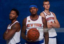 [NBA]2016-17夢幻籃球前瞻—紐約尼克隊—來自大蘋果的逆襲