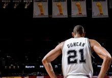 沉默的黑馬,平凡中的傳奇 Tim Duncan (英文語錄)