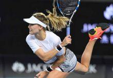 20170123澳網第一週女單賽事摘要