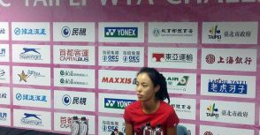 【2014台北海碩盃】太快凋謝的薔薇之戰──王薔今天太強