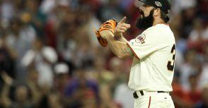 大鬍子 Brian Wilson 試圖用蝴蝶球重回大聯盟