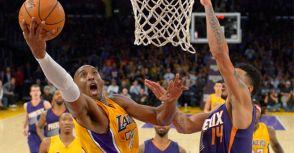 【NBA】贏球,不能只光靠堅持。(2014/11/04 Suns vs LA Lakers)