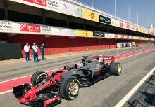 【F1】建軍第二年能否站穩腳步?Haas車隊年度賽車「VF-17」登台!