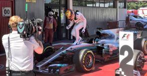【F1】Rd.05西班牙站回顧:沒有Bottas的防守,Hamilton可能就沒有這次的險勝