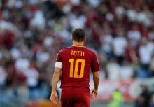 再見,羅馬魂 — Francesco Totti