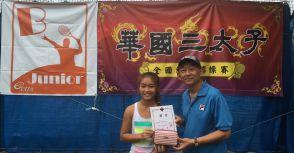華國三太子盃B級》選手挑燈夜戰 16歲男雙會內門票搶奪激烈