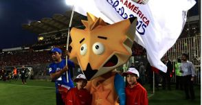 [足球] 2015美洲國家盃吉祥物