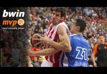 歐冠最高的男人Boban Marjanovic 再度獲得歐冠第7輪MVP