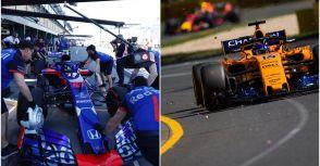 【F1】Rd.01澳洲GP回顧:互換動力單元供應商的兩隊首次較量結果