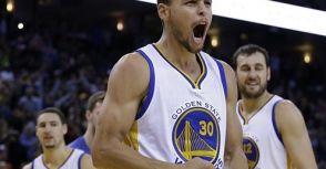 運動視界 NBA 戰力排行(第四期):擋不住的勇士!