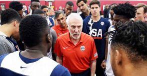 美國男籃新世代 波波教練正式接手美國男籃