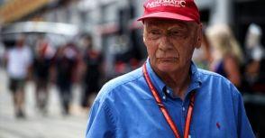 【F1】三屆世界冠軍Niki Lauda接受肺部移植手術,並穩定恢復中