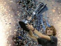 20181118 ATP賽事精華摘要: Alexander Zverev連挫兩位大魔王老將在年終八強賽封王
