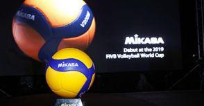 排球新革命,全新比賽球MIKASA V200W橫空出世!