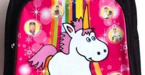 獨角獸背包(Unicorn Backpack)