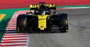 【F1】巴賽隆納測試1-4:Renault車隊展現速度  Hulkenberg奪本週最速