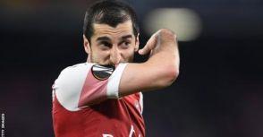 當足球扯上政治 無緣歐霸決賽的Mkhitaryan