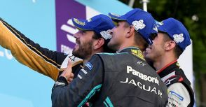 【FE】Rd.11伯恩ePrix:二連霸近在眼前  Vergne取得本季第三勝