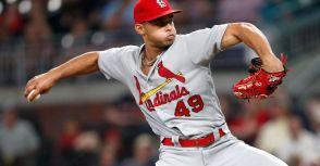2019/6/25 大聯盟球員消息 — 紅雀隊火球投手Jordan Hicks受傷