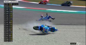 【MotoGP】Rd.08荷蘭TT回顧:轉倒奉送可能勝利  Rins:真的不解