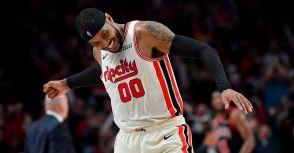 35歲待業大叔?Carmelo Anthony重返單週最佳球員
