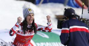 2015高山滑雪世錦賽戰報:女子組大彎道(Ladies' Giant Slalom)