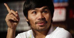 """在菲律賓侮辱 """"Manny"""",準備回家吃自己!"""