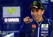 CrashNet的Lorenzo MotoGP季前專訪