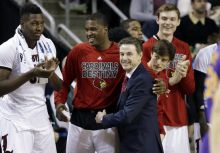 NCAA FINAL 菁英八強出爐(二)