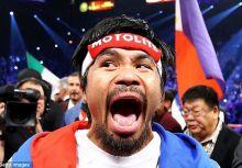 世紀拳賽之後,Manny Pacquiao 被控隱瞞肩傷!