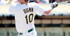 Adam Dunn,4800個日子的等待