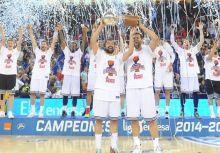 西甲籃球》德比大戰  皇馬橫掃巴薩隊史第32座冠軍入手
