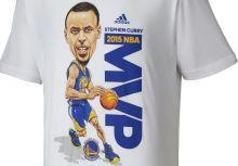 【好康活動】慶祝粉絲團破四萬!送 Stephen Curry 例行賽MVP紀念T恤
