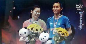 2015台北羽球公開賽冠軍賽快報:女單 女雙