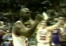 Michael Jordan 的失敗
