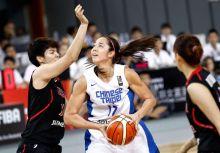女籃武漢亞錦賽 首吞敗仗