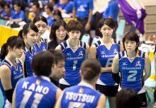 亞俱盃準決賽中華女排對手分析-日本久光製藥Springs