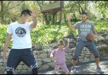 林書豪又拍新影片,教你如何融入NBA!