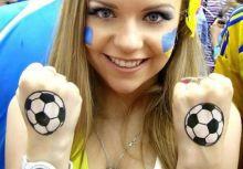 歐洲杯預選賽 烏克蘭 vs 西班牙