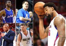 今年NBA休賽期「最具話題」陣容
