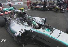F1墨西哥站排位賽結果:Rosberg連四拉四,竿位能不能轉換成正賽成績是他的課題