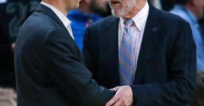 馬刺「神級教練」Gregg Popovich竟表示會從塞爾特人年輕教頭身上學習?