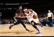 Anthony進攻大戰:Carmelo Anthony vs Anthony Davis