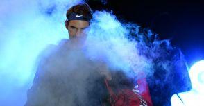 Federer老當益壯 年終賽痛宰小丑
