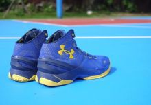 【Review】Under Armour - Curry Two
