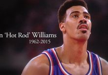 騎士藍領 Hot Rod Williams (上)