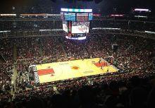 Chicago Bulls 現場體驗