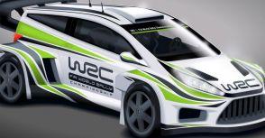 2017年WRC新規則賽車:動力更強,外觀更殺